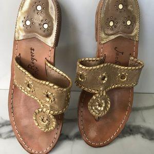 Jack Rogers Hamptons Sandal size 7